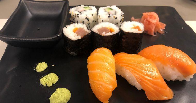 Novi Sushi u gradu!